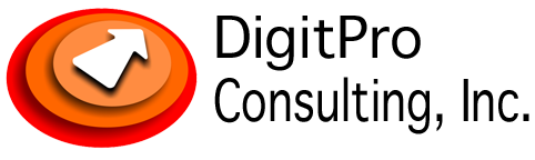 DigitPro Consulting, Inc. Logo